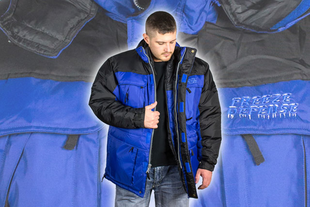It's never too early to get your winter jacket
