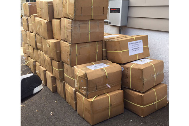 Our First Shipment Has Arrived!