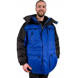 "Freeze Defense ""Seconds Clearance"" Men's 3 in 1 Winter Coat"