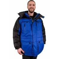 Freeze Defense Men's 3in1 Winter Coat Parka w/ Vest