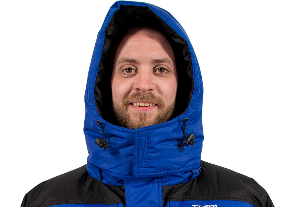 Freeze Defense 3-in-1 Winter Coat with insulated and adjustable hood