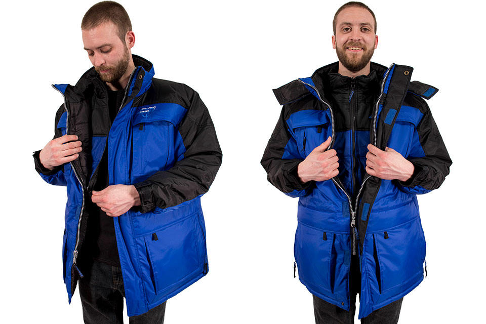 The Freeze Defense 3-in-1 Winter Coat will keep you warm all winter