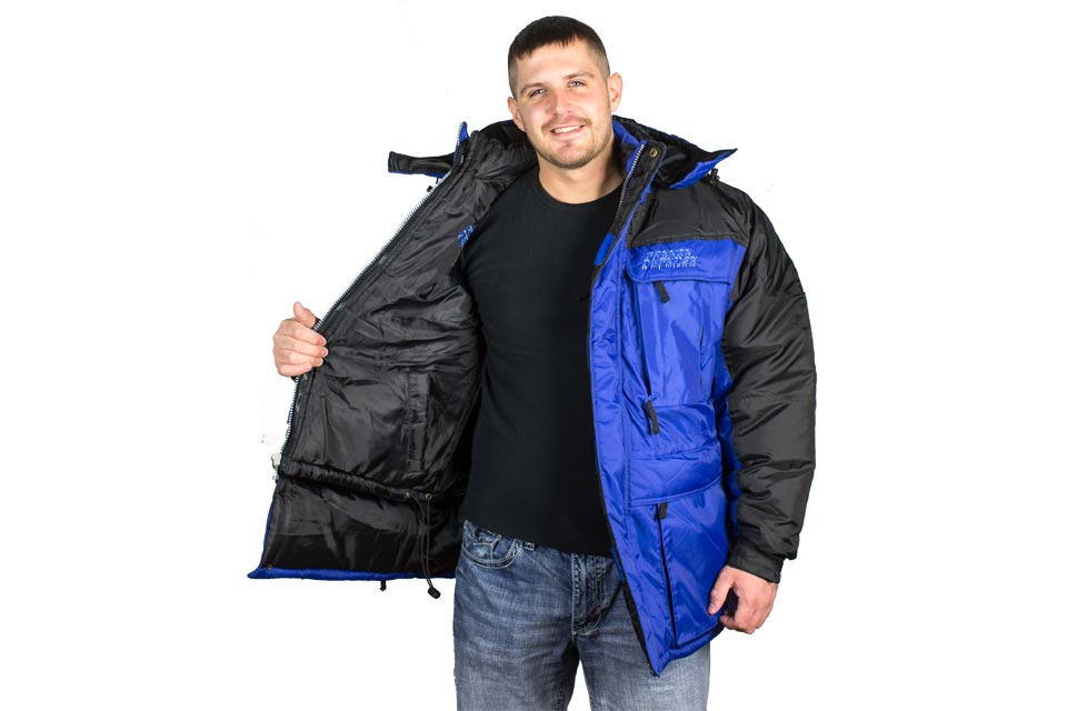 Buy Your Warm Freeze Defense Men's 3-in-1 Winter Coat w/ Vest