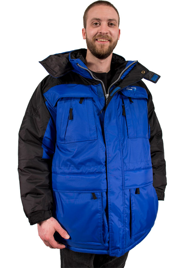 Freeze Defense Winter Coat