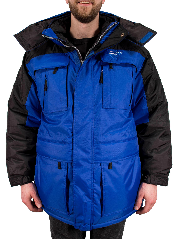 puntelli quantità cilindro  Freeze Defense Mens 3in1 Winter Jacket Coat Parka & Vest (Regular & Big &  Tall)