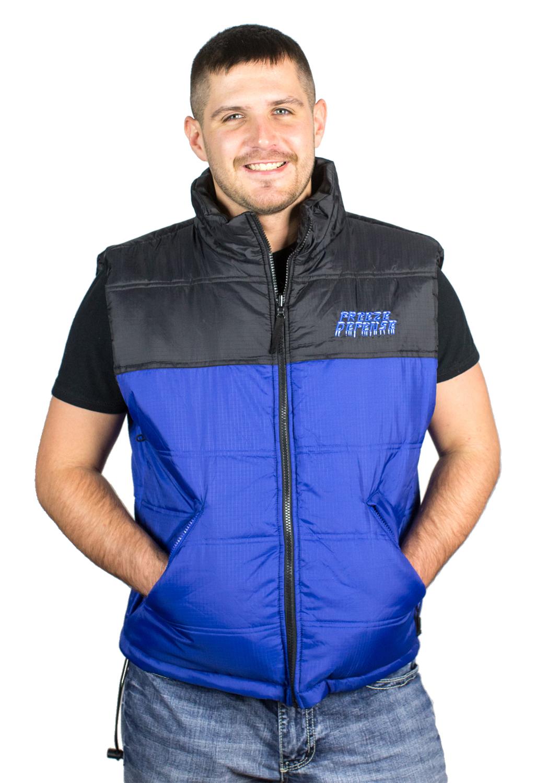 Buy Your Warm Freeze Defense Men's 3-in-1 Winter Coat w/ Vest