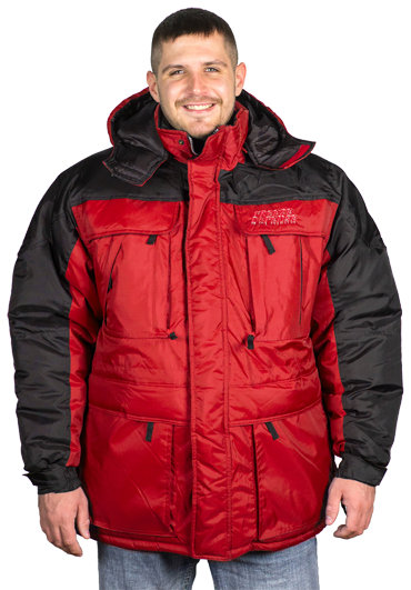 A Fully-Loaded Winter Jacket