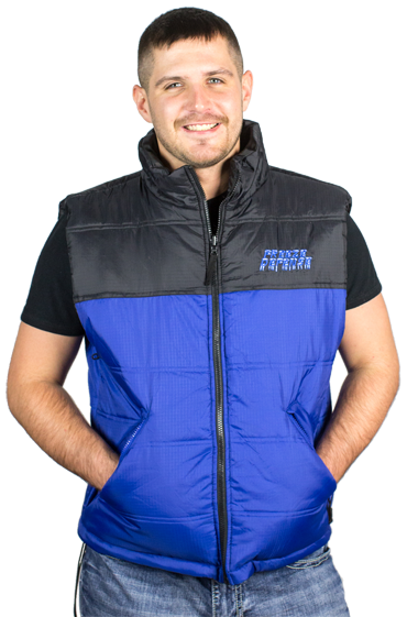 The Freeze Defense Vest