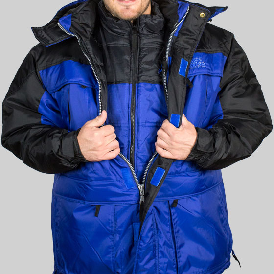 Freeze Defense Men's Winter Coats and Jackets
